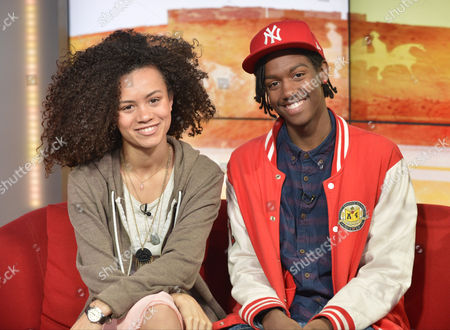 Jasmine Breinburg and Henrique Costa