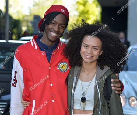Editorial photo of Celebrities at the ITV studios, London, Britain - 30 Jul 2012