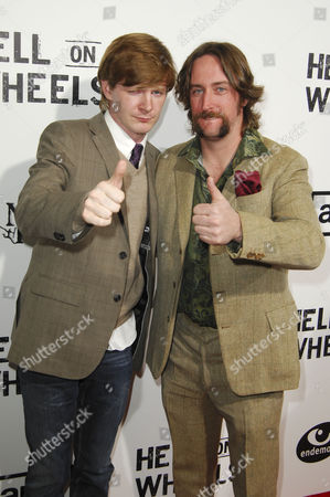 Philip Burke and Ben Esler