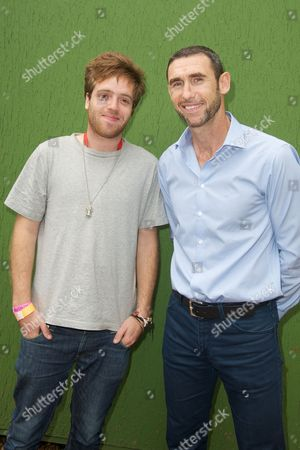 Benjamin Francis Leftwich and Martin Keown