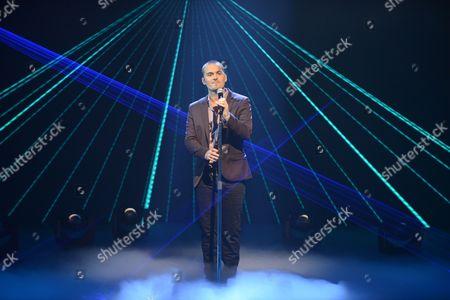 Editorial image of 'Superstar' TV Programme, London, Britain - 25 Jul 2012