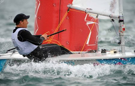 Paul Goodison of Team GB