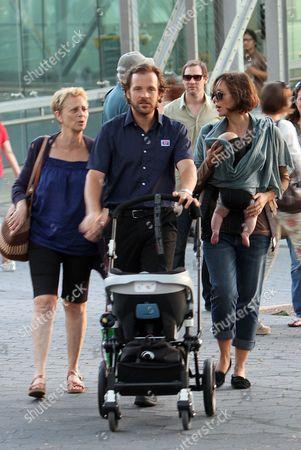 Naomi Foner, Peter Sarsgaard, Maggie Gyllenhaal and Gloria Sarsgaard