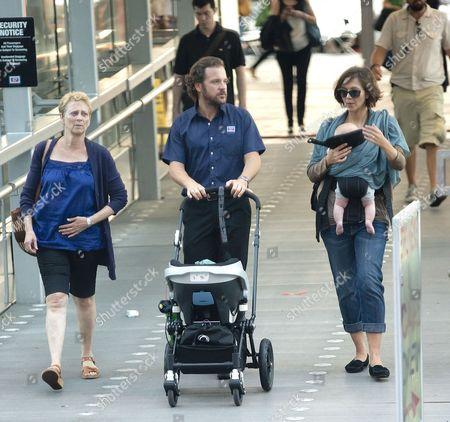 Naomi Foner, Peter Sarsgaard, Maggie Gyllenhaal and Gloria Ray