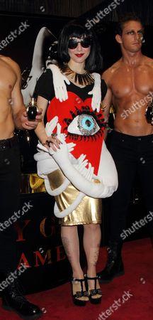 Stock Photo of Misha Janette