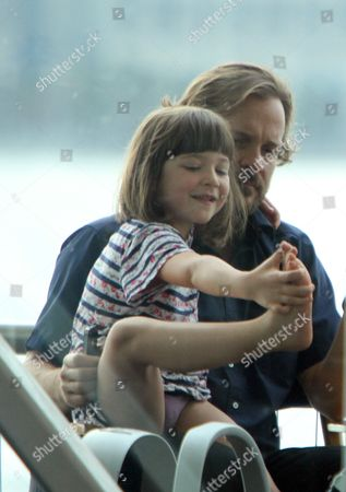 Peter Sarsgaard and Ramona Sarsgaard