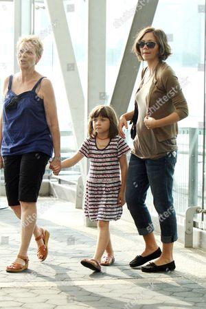 Editorial photo of 'Very Good Girls' on set filming, New York, America - 31 Jul 2012