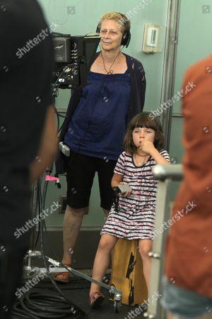 Editorial image of 'Very Good Girls' on set filming, New York, America - 31 Jul 2012