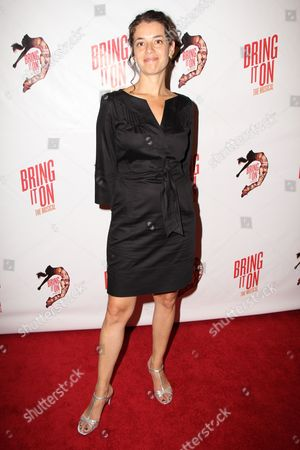 Editorial photo of 'Bring It On: The Musical', St James Theatre, New York, America - 01 Aug 2012