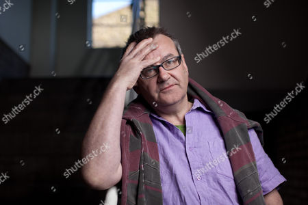 Editorial picture of Chris Larner at home in Streatham, London, Britain - 05 Apr 2012