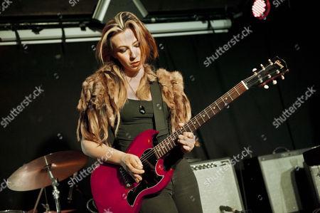 Stock Image of Sylver Tongue - Charlotte Hatherley