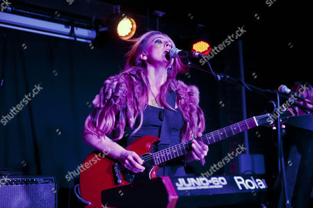 Stock Photo of Sylver Tongue - Charlotte Hatherley