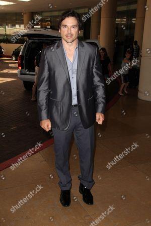 Editorial picture of Hallmark Channel and Hallmark Movie Channel Summer TCA Press Tour, Los Angeles, America - 02 Aug 2012