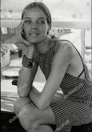 Editorial image of Vera Von Lehndorff German Supermodel And Actress.