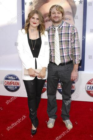 Jillian Bell & Lenny Jacobson
