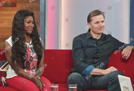 Editorial photo of 'Daybreak' TV Programme, London, Britain - 03 Aug 2012