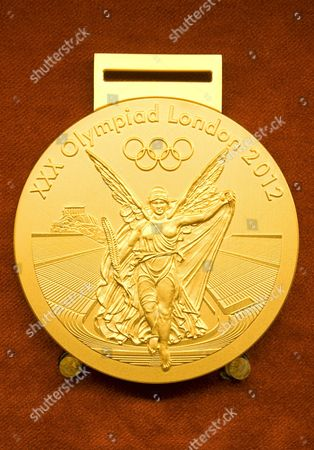 Gold medal from the London 2012 Olympic Games
