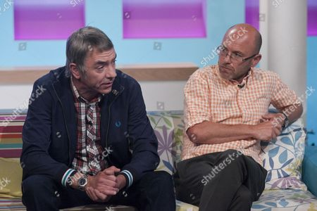 Editorial picture of 'Sunday Brunch' TV Programme, London, Britain - 05 Aug 2012