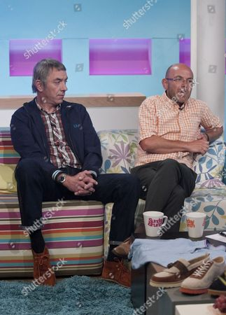 Editorial image of 'Sunday Brunch' TV Programme, London, Britain - 05 Aug 2012