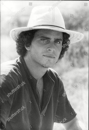 John Ethan Wayne Jnr. Son Of Actor John Wayne 1982. .