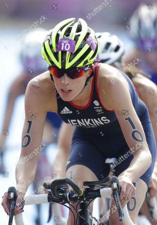 Women's Triathlon - Helen Jenkins