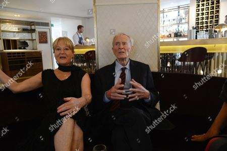 Editorial picture of Steven Berkoff's 75th Birthday Party at the Ivy Club, London, Britain - 03 Aug 2012