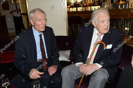 Editorial image of Steven Berkoff's 75th Birthday Party at the Ivy Club, London, Britain - 03 Aug 2012