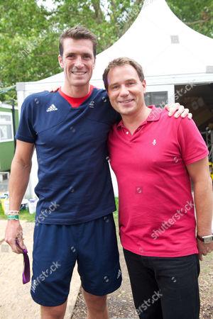 Greg Searle and Richard Arnold