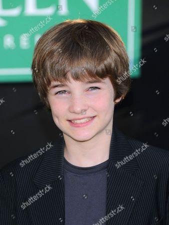 Editorial picture of 'The Odd Life of Timothy Green' film premiere, Los Angeles, America - 06 Aug 2012