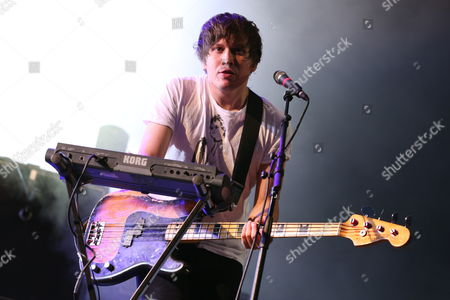 Tord Overland-Knudsen of The Wombats