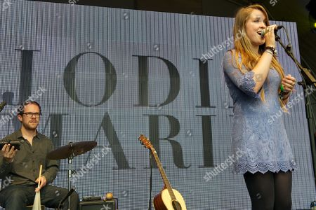Editorial photo of BT London Live, Hyde Park, London, Britain - 07 Aug 2012