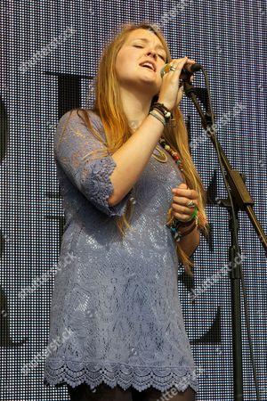 Editorial picture of BT London Live, Hyde Park, London, Britain - 07 Aug 2012