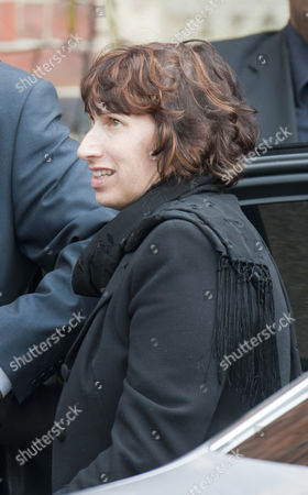 Editorial photo of Her Mother Janice Attending The Funeral Of Daughter Rock Star Amy Winehouse At Golders Green In London. Picture Dave Parker 26.7.11 Reporter Paul Harris And Emily Andrews.