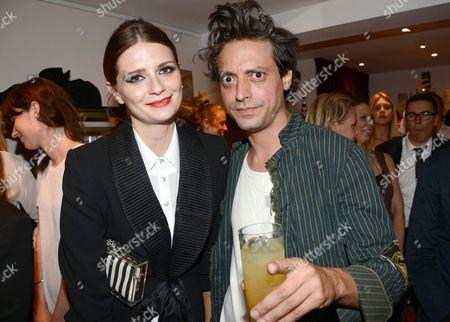 Editorial picture of Mischa Barton boutique launch, London, Britain - 8 Aug 2012