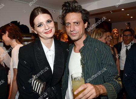 Editorial image of Mischa Barton boutique launch, London, Britain - 8 Aug 2012