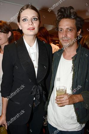 Editorial photo of Mischa Barton boutique launch, London, Britain - 8 Aug 2012