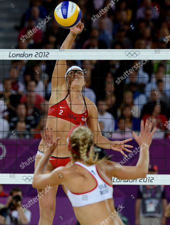 Misty May-Treanor and April Ross - women's final