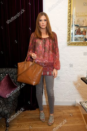Editorial picture of Mischa Barton boutique launch, London, Britain - 8 Aug 2012