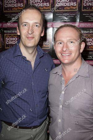 Julian Bird and Daniel Sparrow (Producer)