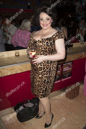 Editorial image of 'Soho Cinders' after party on Press Night at Soho Theatre, London, Britain - 09 Aug 2012