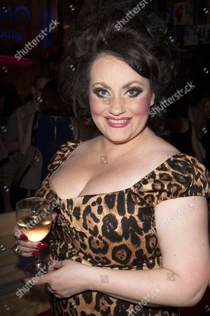 Editorial picture of 'Soho Cinders' after party on Press Night at Soho Theatre, London, Britain - 09 Aug 2012