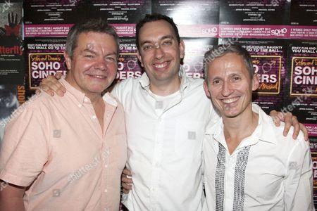 Anthony Drewe (Author/Lyrics), Elliot Davis (Author) and George Stiles (Music)