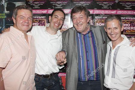 Stock Image of Anthony Drewe (Author/Lyrics), Elliot Davis (Author), Stephen Fry (Narrator) and George Stiles (Music)