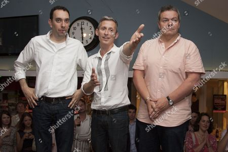 Editorial photo of 'Soho Cinders' after party on Press Night at Soho Theatre, London, Britain - 09 Aug 2012