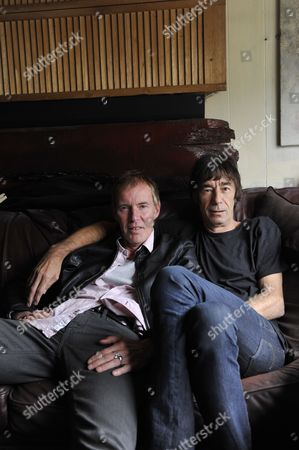Dave Parsons Jimmy Pursey