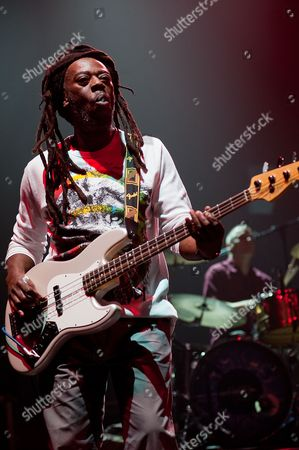 Editorial photo of Dreadzone Perform At Brixton Academy In London