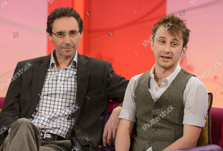 Editorial picture of 'Lorraine Live' TV Programme, London, Britain - 14 Aug 2012