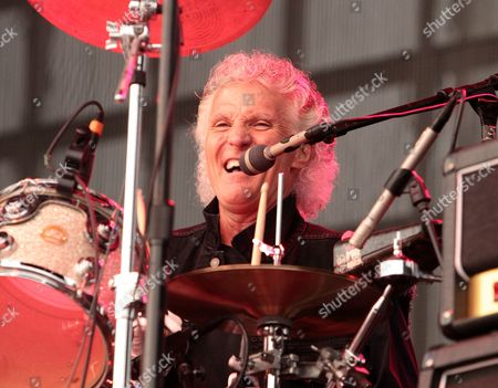 Don Brewer of the classic-rock band Grand Funk Railroad