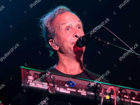 Steve Walsh of the classic-rock band Kansas