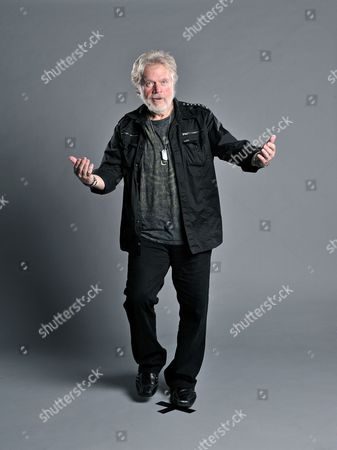 November 9: Portrait Of Randy Bachman Backstage During The Classic Rock Awards At The Roundhouse On November 9 2011 In London